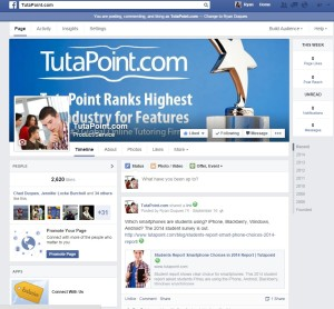 TutaPoint on Facebook