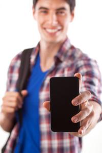 student-smartphone-use