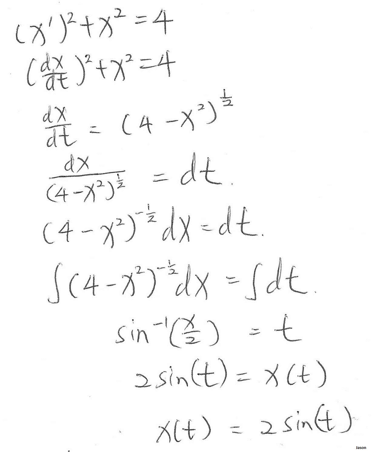 differential equations Free ordinary differential equations (ode) calculator - solve ordinary differential equations (ode) step-by-step.